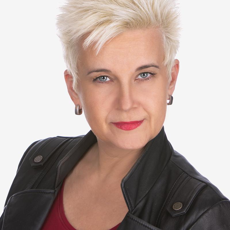 Renate Medwed, Selbstportrait
